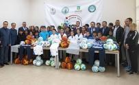 ALI SıRMALı - 'Sporda Yetenek 10' Protokolü Törenle İmzalandı