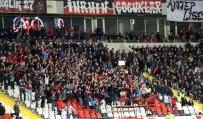 ADANA DEMIRSPOR - Taraftar Desteği Gaziantepspor'a Yetmedi