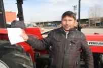 HAYALET - Traktöre FSM'den HGS İhlali Cezası Geldi