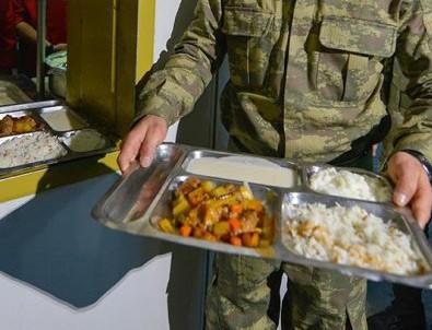 TSK'nin gıda temininde yeni düzenleme