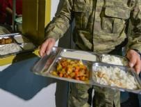 TSK - TSK'nin gıda temininde yeni düzenleme
