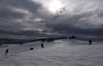 KOMANDO - Tunceli'de 'Şehit Jandarma Yüzbaşı Fuat Oğuzcan-2 Operasyonu'