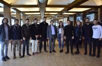ÇANAKKALE ONSEKIZ MART ÜNIVERSITESI - Vali Tavlı, Öğrenci Toplulukları Temsilcileri İle Bir Araya Geldi