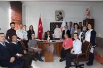HASTANELER BİRLİĞİ - Vize Devlet Hastanesi Yeni Yönetimi Göreve Başladı