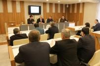 ÇEVRE BAKANLIĞI - Yahyalı'da 2018 Yılının İlk Meclis Toplantısı Yapıldı