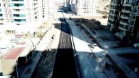 KALDIRIMLAR - Yeşilçam Caddesi Asfaltlanıyor