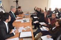İNŞAAT ŞİRKETİ - Yeşilyurt Belediye Meclisi Yılın İlk Toplantısını Gerçekleştirdi