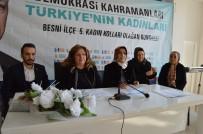 GENÇLİK KOLLARI - AK Parti Besni Kadın Kolları Başkanlığına Semra Semiz Seçildi