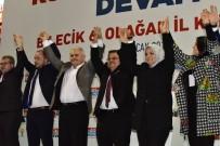 BAŞBAKAN YARDIMCISI - AK Parti Bilecik İl Başkanlığı Seçimleri Başbakan Binali Yıldırım'ın Katılımıyla Gerçekleştirildi