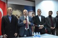 DAVUL ZURNA - AK Parti İl Başkanlığına Atanan Budak, Diyarbakır'a Geldi
