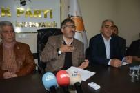 NIHAT ÖZTÜRK - AK Parti Milletvekili Öztürk Özel Sektöre Çağrıda Bulundu