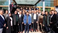 HAZıMSıZLıK - AK Parti Tam Kadro Basınla Buluştu