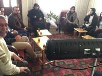 GENÇLİK KOLLARI - AK Partili Gençlerden Agit'e Moral Ziyareti