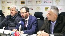 SOSYAL SORUMLULUK - Akhisarspor'un Stadı İçin Geri Sayım Başladı