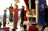 YıLDıZLı - Antalya'da Okul Birincileri Aileleriyle Birlikte 5 Yıldızlı Tatilde