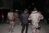 SİVİL POLİS - Avcılar'da Hava Destekli DEAŞ Operasyonu