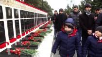 TÜRK ŞEHİTLİĞİ - Azerbaycan'da 'Kanlı Ocak' Kurbanları Anılıyor