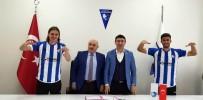 ERZURUMSPOR - B.B. Erzurumspor, Erman Bulucu Ve Metin Yüksel İle Sözleşme İmzaladı