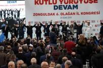 ÇALIŞMA VE SOSYAL GÜVENLİK BAKANI - Başbakan Yıldırım Açıklaması 'Zonguldak Kömür İşletmesinde Vefat Eden Kardeşlerimize De Şehitlik Mertebesi Veriyoruz'