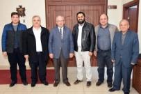 Başkan Albayrak CHP Kapaklı İlçe Yönetimini Ağırladı
