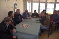 Başkan Albayrak Naip Mahallesinde Vatandaşlarla Bir Araya Geldi