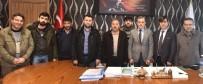 BİTLİS - BAYGADER'den  İl Özel İdaresi Genel Sekreteri Aydoğdu'ya Ziyaret