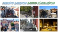 DOĞALGAZ HATTI - Belediye Çalışıyor, Bartın Güzelleşiyor