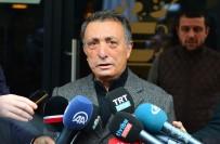 AHMET NUR ÇEBİ - Beşiktaş İkinci Başkanı Çebi Trafik Kazası Geçirdi