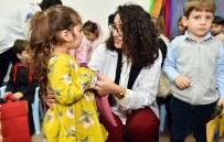 BEYOĞLU BELEDIYESI - Beyoğlu'nda, 700 Anaokulu Öğrencisi İlk Karnelerini Aldı