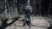 ZIRHLI BİRLİK - 'Bordo Bereliler 2 Afrin'İn Çekimlerinde Yüzde Yüz Yerli Üretim Silahlar Kullanılıyor