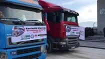 AFET KOORDINASYON MERKEZI - Bursa İHH'den Suriye'ye İnsani Yardım