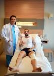 Çaykur Rizesporlu Futbolcu Ümit Kurt Acıbadem Kayseri Hastanesi'nde Ameliyat Oldu