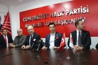 Canan Kaftancıoğlu - Cihaner Açıklaması 'CHP, Parti Tüzüğünü Hatırlattığı İçin Herkes Aday Adaylarına Teşekkür Etmeli'