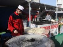FAIK ARıCAN - Cizre'de Yöresel Ürünler Fuarı Açıldı