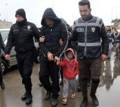 'Cono' babadan 14 yaşındaki kızı ile fuhuş tuzağı