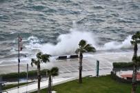 DENİZ TAŞIMACILIĞI - Deniz Kabarmasına Çözüm 'Körfez Taraması'