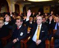 TEVFİK FİKRET - Dursun Özbek, Rakibini Tebrik Edip Salondan Ayrıldı