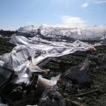 Erdemli'de Hortum Seraları Vurdu