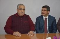 KAYITDIŞI - Esnaflar Sorunlarını Başkan Çelik'e Anlattı
