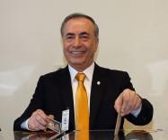 GENEL KURUL - Galatasaray'da Başkan Değişti