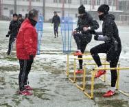GAZIANTEPSPOR - Gaziantepspor, Ümraniyespor Maçı Hazırlıklarını Sürdürüyor