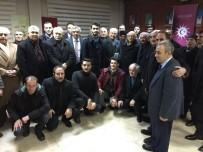 MİLLETVEKİLLİĞİ - Güneş Vakfı, Rasim Cinisli'yi Ağırladı