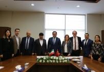 DıŞ TICARET - İran'la Börek Bayiliği Anlaşması
