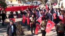 CUMHURİYET MEYDANI - Kilis'te TSK'ye Destek Yürüyüşü