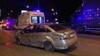 Kontrolden Çıkan Araç Taklalar Attı, O Anlar Sürücü Kamerasına Yansıdı, Kazada 1 Kişi Feci Şekilde Can Verdi