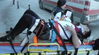Kulu'da Trafik Kazası Açıklaması 1 Yaralı