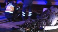 YAĞAN - Maltepe'de Zincirleme Trafik Kazası Açıklaması 1 Ölü