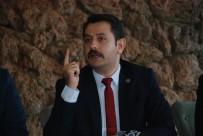 MHP'li Çalışkan'dan Akşener'in Silahlı Kamp İddiasına Tepki