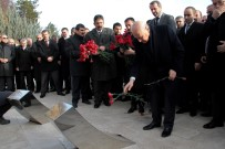 MHP Lideri Bahçeli, Ülkücü Şehitler Anıtını Ziyaret Etti