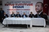Milletvekilleri Samsat'ta Muhtar Ve Vatandaşlarla Bir Araya Geldi